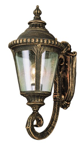Bel Air Lighting Green Outdoor Lamp in Florida - 4