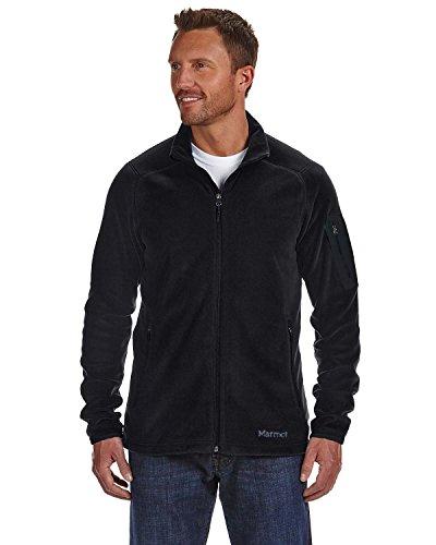marmot-mens-reactor-jacket-medium-black