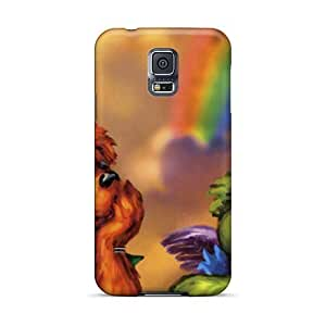 Anti-Scratch Hard Cell-phone Case For Samsung Galaxy S5 (ibo19714vZkp) Support Personal Customs Nice Grateful Dead Skin