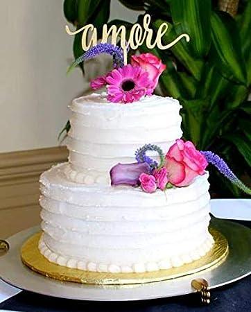 Amore Cake Topper Wedding Cake Topper Cake Topper For
