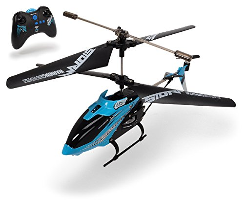 Dickie Toys 201119416 - IRC Storm Chaser, infrarotgesteuerter Helikopter, 22 cm