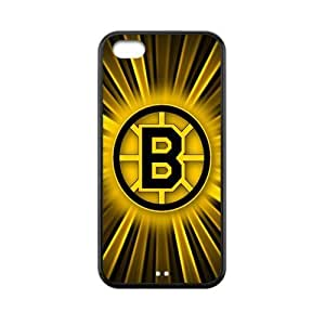 Custom Boston Bruins Back Cover Case for iphone 5C JN5C-419