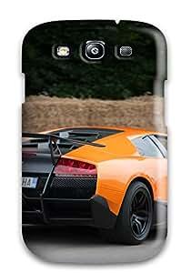 JcOHGfF9493Ueioc Anti-scratch Case Cover ZippyDoritEduard Protective Lamborghini Murcielago 35 Case For Galaxy S3