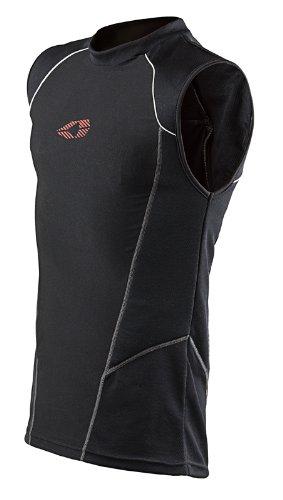 EVS Sports CTR Core Temperature Regulator Vest (Black, Medium)