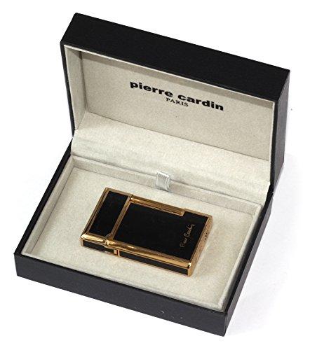 Pierre Cardin Lighter PARIS Black and Gold color - model ...