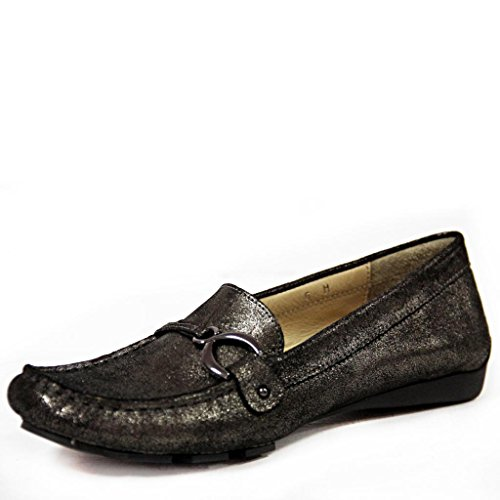 WOMENS Cipria BRONZE RUMMY ON ON Pewter SLIP RUMMY CIPRIA CIPRIA BRONZE WOMENS SLIP q7xtwt