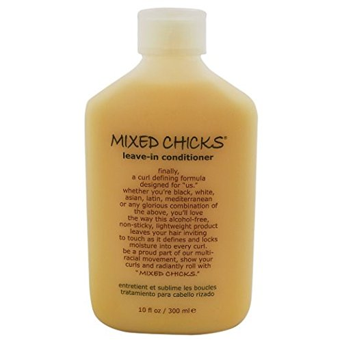 2 opinioni per MIXED CHICKS FRIZZ CONTROL LEAVE-IN-CONDITIONER 300ml by Mixed Chicks