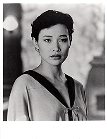 Joan Chen family
