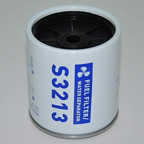 Nrpfell S3213 Elementos de Filtro de Combustible Marino Externo Elementos de Filtro del Separador de Agua y Combustible