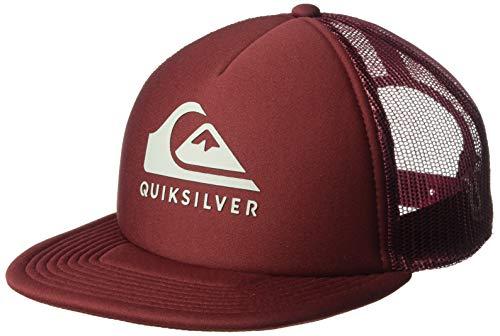 (Quiksilver Men's FOAMSLAYER HAT, Cordovan, 1SZ)