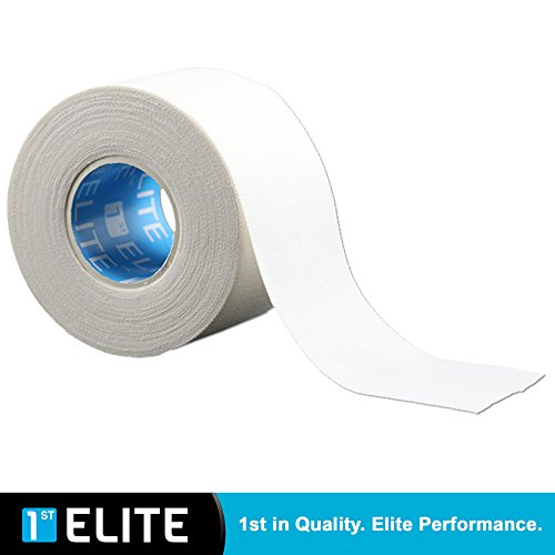Athletic Tape - Elite Sports & Athletes - Sport Medical Tapes - Climbing Gymnastics Lacrosse Football Soccer Lifting Crossfit by 1st Elite (Image #2)