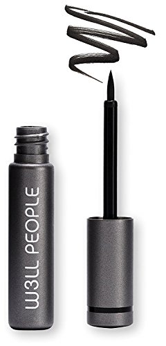 W3LL PEOPLE - Natural Expressionist Liquid Eyeliner (Vegan, Hypoallergenic, Cruelty-Free)