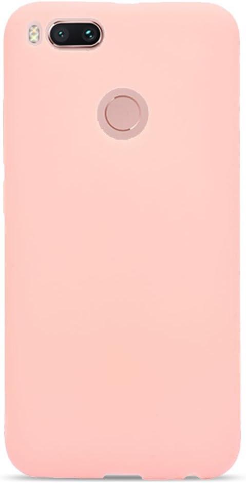 Funda Xiaomi Mi A1 / Mi 5X Suave TPU Silicona Case, Carcasa para ...