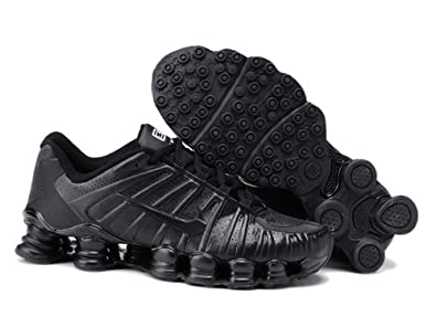 outlet store 41a22 79f4a Nike Shox TLX UK 11 Black: Amazon.co.uk: Shoes & Bags