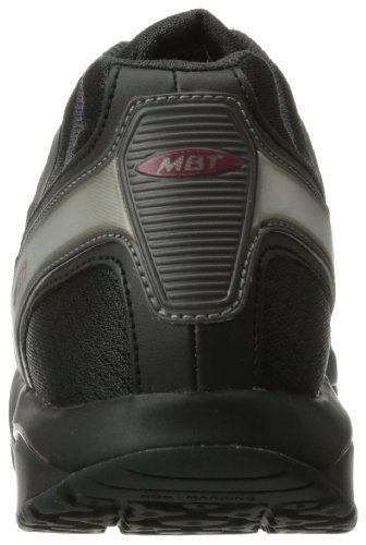 Mbt Mænds Sport 3m Sneaker, Sort Sort