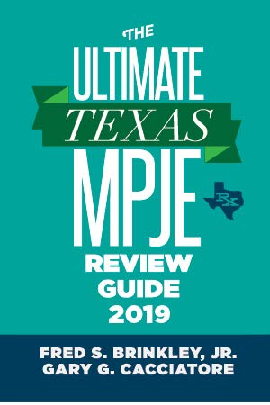 The Ultimate Texas MPJE Review Guide 2019