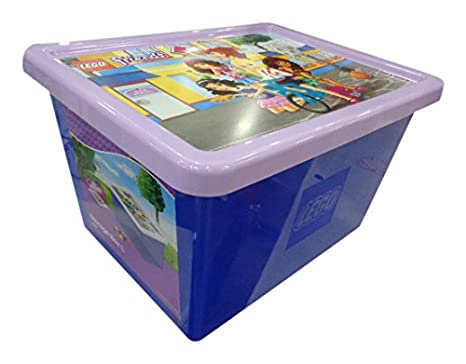 LEGO Friends Storage Box Large, Purple