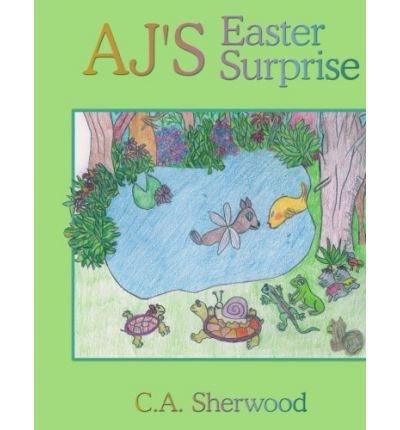 AJ's Easter Surprise (Paperback) - Common pdf epub