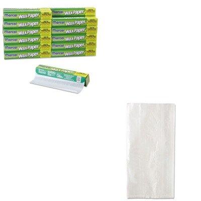 Inteplast KITIBSPB060312MRD5016 - Value Kit - Bag Food Ut...