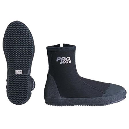 pacifica diving snorkeling zipper boots