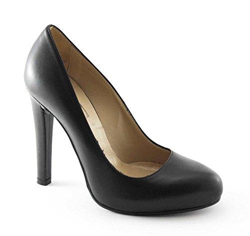 Nero Dcollet Noires Plateaux Chaussures Talon 420400 Des Divine Follie De PnqC1aRP