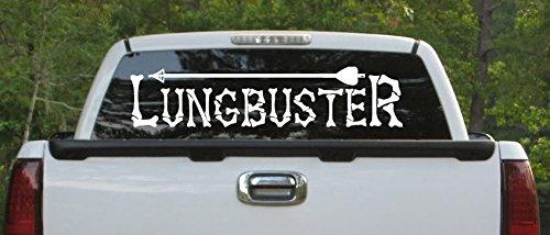 BOW HUNTING LIFE DEER BUCK HUNTING VINYL DECAL STICKER TRUCK WINDOW