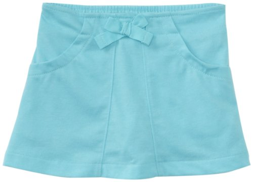 Sprockets Little Girls' Infant Mix and Match Playdate Scooter Short, Blue Radiance, 5