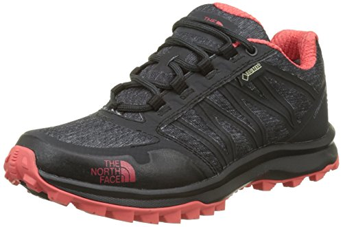 Mujer Botas Gtx Senderismo Litewave Cayenne Phantom para Varios Red colores de North The Fastpack Face Grey Bzqfpq