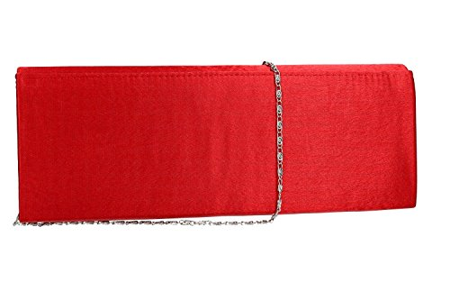 red ceremony VN2315 button woman bag Clutch opening SISSI elegant wPUtZqX