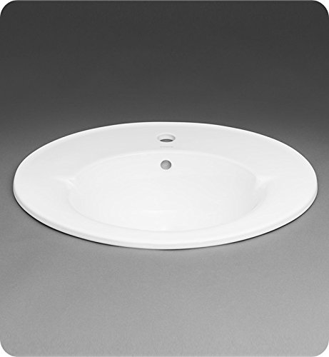 Ronbow 218023-1-WH Leonie Oval 24