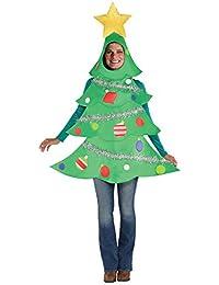 Adult Unisex Christmas Tree Costume