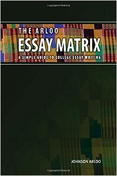 Essay on the matrix