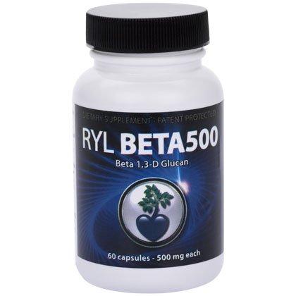 RYL Beta500 Beta 1, 3-D Glucan