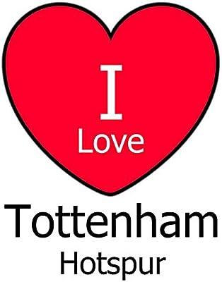 I Love Tottenham Hotspur White Notebook Notepad For Writing 100 Pages Tottenham Hotspur Football Gift For Men Women Boys Girls Press Kensington 9781986133180 Amazon Com Books