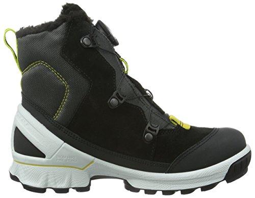 Ecco Biom Hike, Zapatillas de Deporte Exterior Infantil Negro (BLACK51052)
