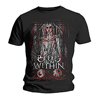 Bleed From Within Bride Official Mens Black T Shirt XL