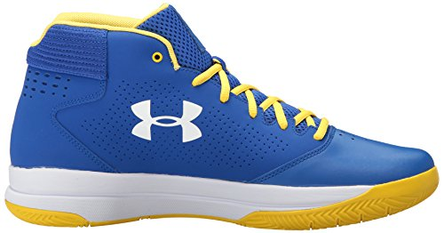 Under Armour UA Jet 2017, Scarpe da Basket Uomo Blu