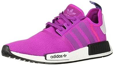 adidas Originals Women's NMD_R1 Sneaker, Vivid Shock Pink, 7 M US