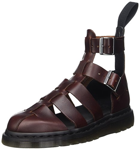 Dr. Martens unisex-adult Geraldo Fisherman Sandal, Charro, 7 D UK (Men's 8/Women's 9 US) ()