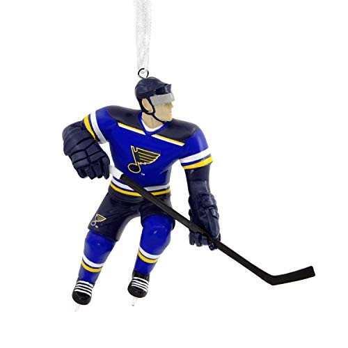 Hallmark Christmas Ornaments, NHL St. Louis Blues Ornament ()