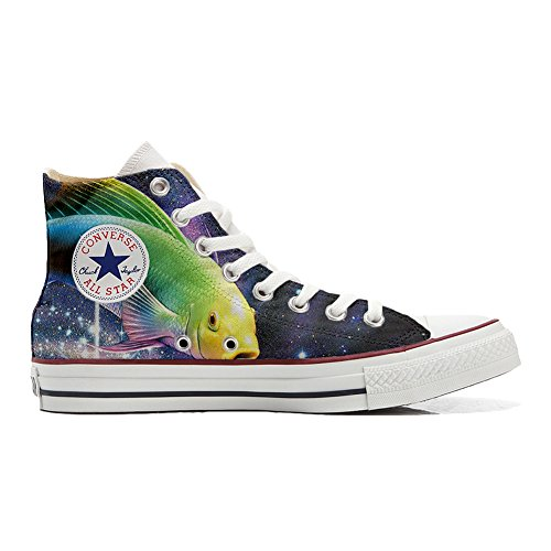 Converse All Star zapatos personalizadas Unisex (Producto Customized) Sushi