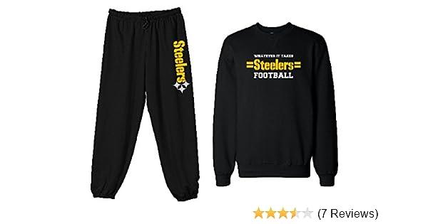 Winzonup Womens Football Sporty Steelers Casual Pants