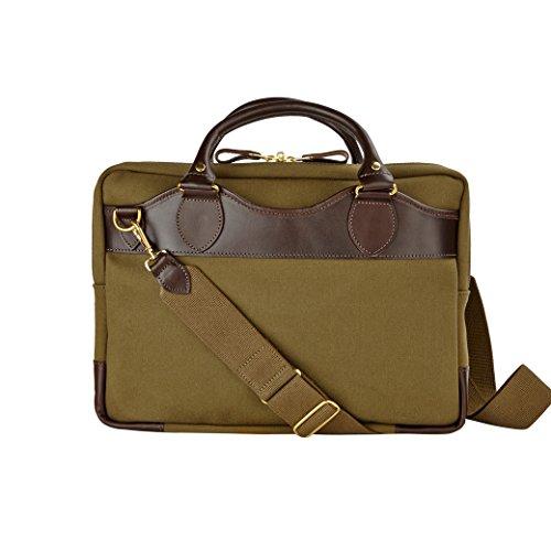 Chapman Bags Aktentasche, Deep Olive (Grün) - NLAP16- Deep Olive Deep Olive