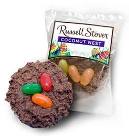 Amazon Com Russell Stover Milk Chocolate Coconut Nest 2