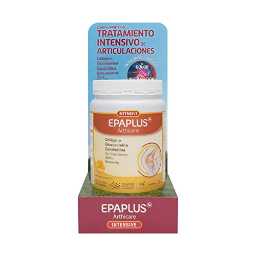 Epaplus Collagen Intensive 284G - Supports Bone And Muscle Function - Help Your Joints - Rejuvenate Your Skin - Nourish Your Muscles