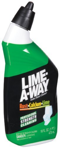 lime away toilet bowl cleaner - 7