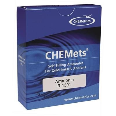CHEMets Ammonia Water-Test Kit
