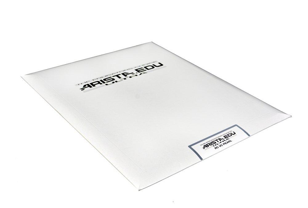 Arista EDU Ultra VC RC Black & White Photographic Paper, Pearl, 11x14, 25 Sheets