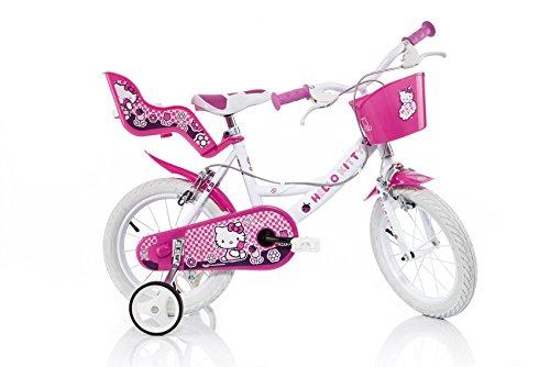 Hello Kitty - Kinderfahrrad - 16 Zoll