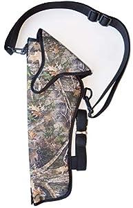 """Federal Scope Shoulder Holster for CVA Optima 14"""" Barrel"""